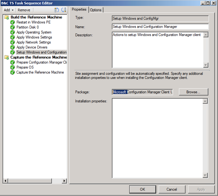 System Center Configuration Manager | | Page 2