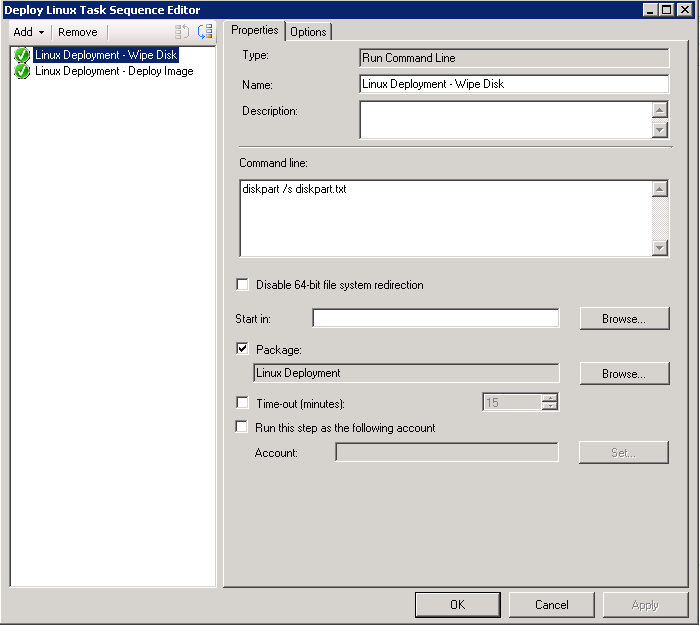 System Center Configuration Manager |