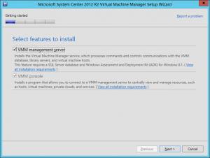 VMM 2012 R2 Upgrade 11