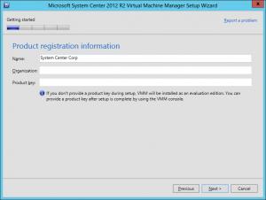 VMM 2012 R2 Upgrade 12