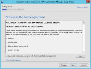 VMM 2012 R2 Upgrade 13