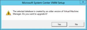 VMM 2012 R2 Upgrade 17