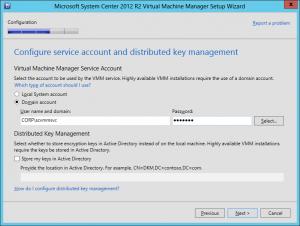 VMM 2012 R2 Upgrade 18