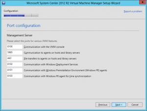 VMM 2012 R2 Upgrade 19